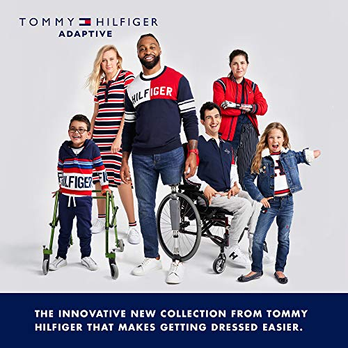Tommy Hilfiger Adaptive Men's Regatta Jacket with Magnetic